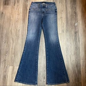 Silver Jean Co. High Note Flare Jeans